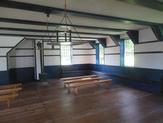 Pittsfield, MA: Shaker Meetinghouse