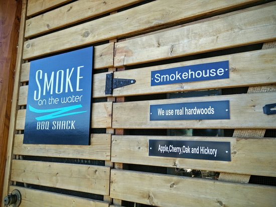 Gibsons, Canada: Smoke On The Water BBQ Shack