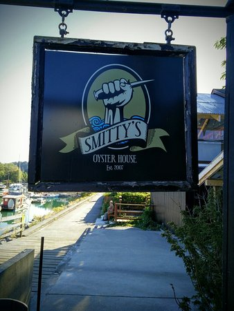Gibsons, Canada : Smitty's Oyster House