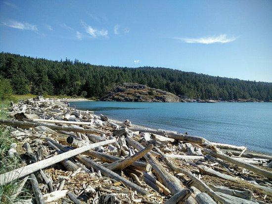 Halfmoon Bay, Canadá: Sargeant Bay Provincial Park
