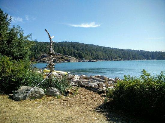 Halfmoon Bay, Canada: Sargeant Bay Provincial Park