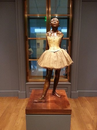 Williamstown, MA: The Little Dancer by Degas