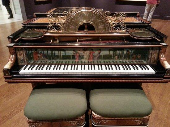 Williamstown, MA : 19th Century Pianoforte