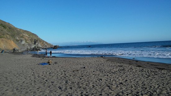 Muir Beach, Kalifornien: Beautiful