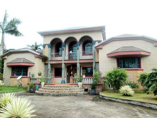 Buenavista, Filipinas: Cool entrance.