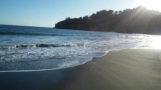 Muir Beach, Kalifornien: Peaceful