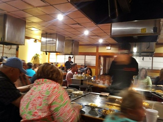 Yum Picture Of Nakato Japanese Steak House Myrtle