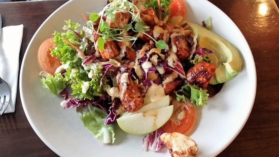 Ellerslie, Neuseeland: Chicken salad