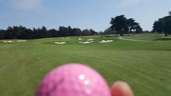 Seaside, Californien: Bayonet & Black Horse Golf Courses