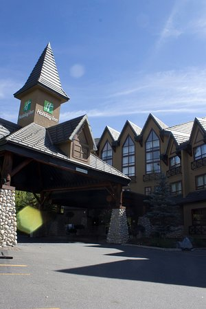 Holiday Inn Canmore-billede