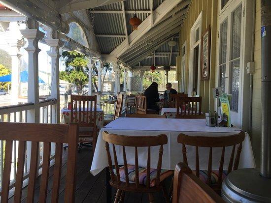 Esk, Australia: Nash Gallery & Cafe