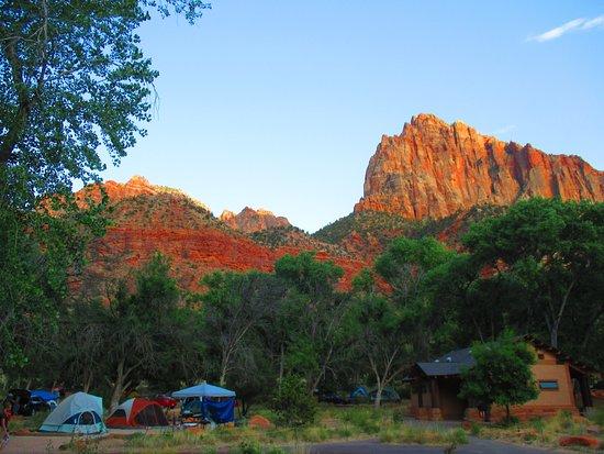 Watchman Campground-billede