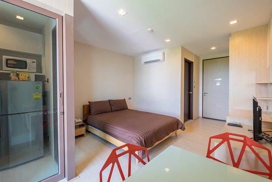 Nonthaburi, Thailand: Studio Standard 26 SQ.M.