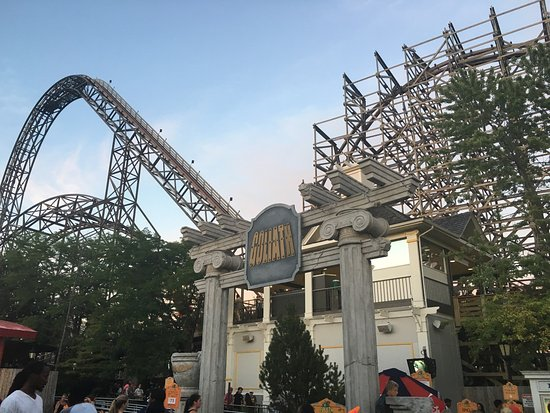 Six Flags Great America 이미지