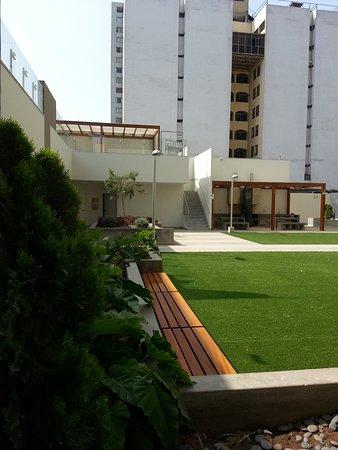 Região de Lima, Peru: Jardin Interior