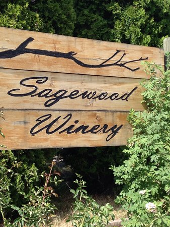 Sagewood winery kamloops kanada recenze for Sage wood