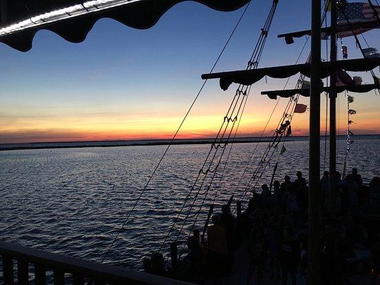Black Pearl Pirate Excursion