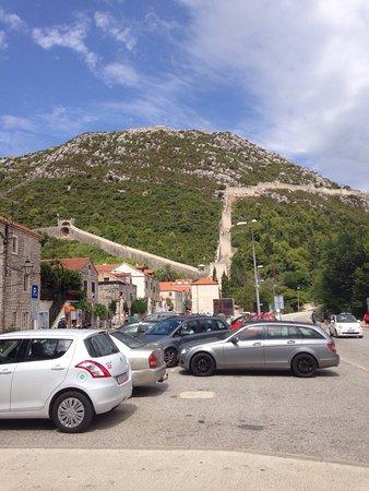 Ston, Croacia: Konoba Bakus