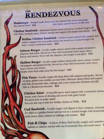 Kodiak, AK: New updates menu