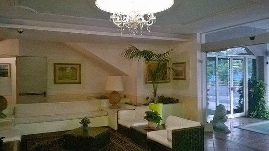 Hotel Orizzonte - Acireale: ingresso