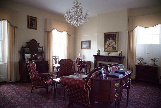 Bluff Point, État de New York : Inside the mansion