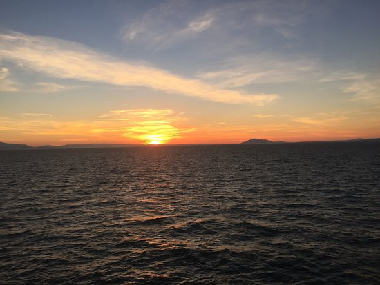 นาไนโม, แคนาดา: This the sunset you enjoy coming to Nanaimo