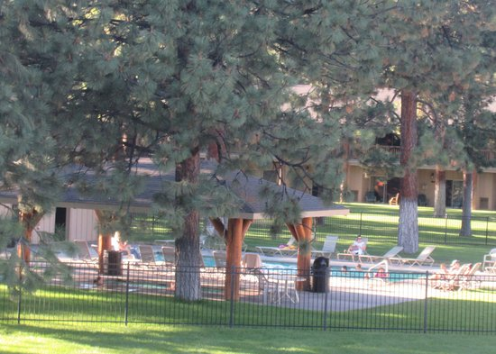 Swimming Pool, Best Western Ponderosa Lodge, Sisters, Oregon