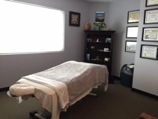 Courtenay, Καναδάς: Clean & bright clinic rooms
