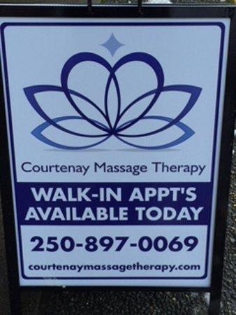 Courtenay, Καναδάς: Same day and walk in appointments often available