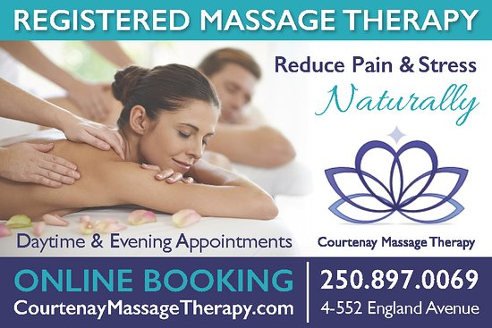Courtenay, Canadá: Registered Massage Therapists