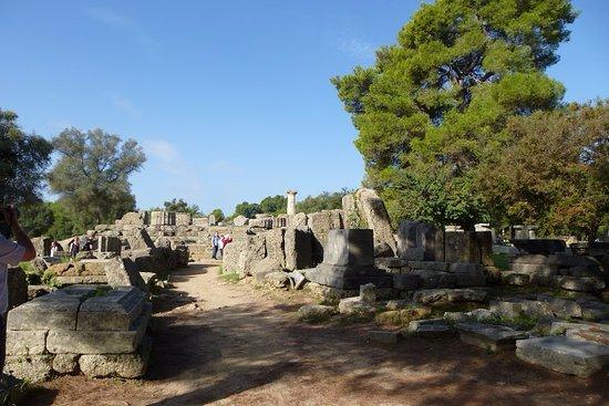 Ancient Olympia: Олимпия