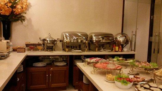 Hanoi Legacy Hotel Hoan Kiem: Breakfast in Hanoi Legacy hotel