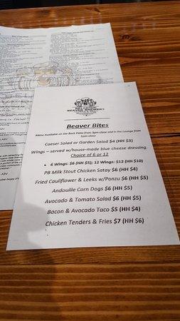 Vista, CA: Appetizer menu