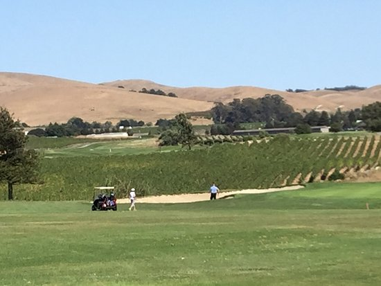 Napa Valley, Kalifornien: Great place for golfer. Let have time to try the Eagles vines wine here also. I feel really rela