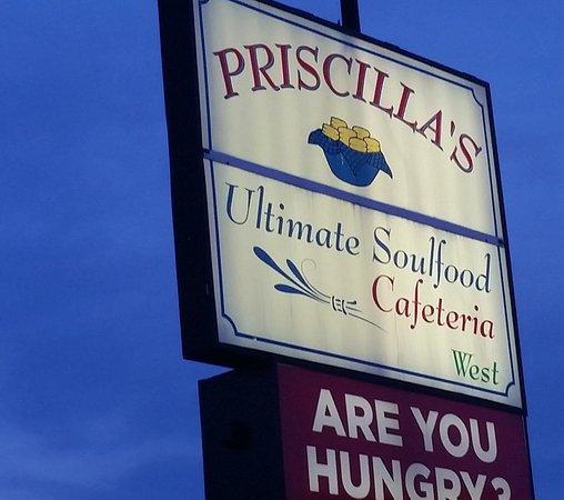 Hillside, Илинойс: This way to good food!