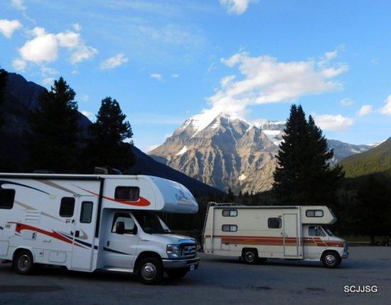 Canadian Rockies, Kanada: Mount Robson Provincial Park