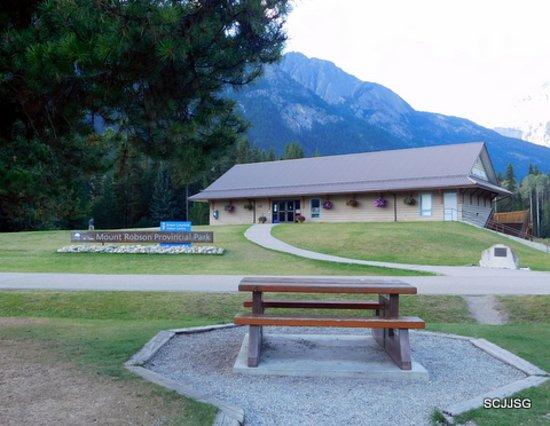 Canadian Rockies, Kanada: Visitor Centre