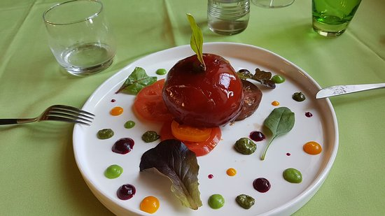 Pétange, Lussemburgo: Restaurant WAX