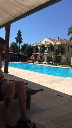 Harman hotel pool