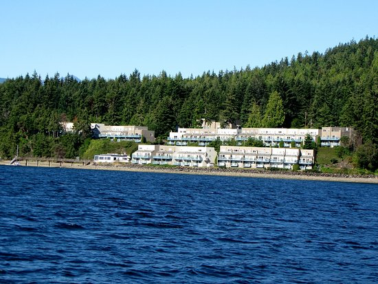 Worldmark At Discovery Bay From The Sailboat Picture Of Worldmark Discovery Bay Port Townsend Tripadvisor