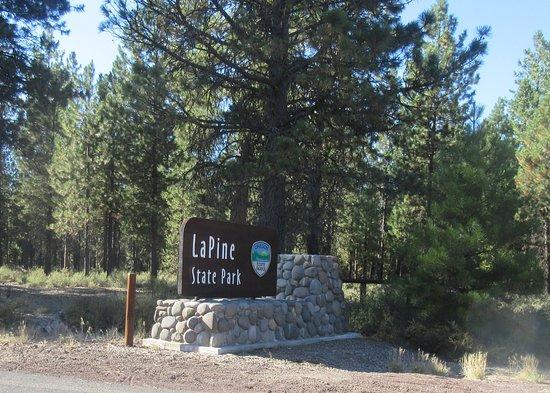 La Pine State Park, La Pine, Oregon