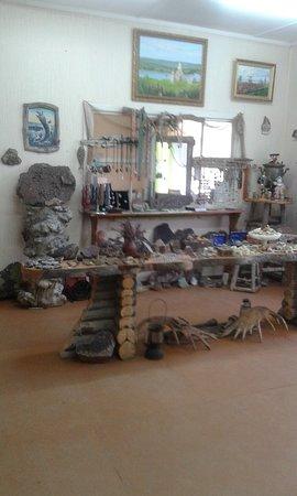 Umba, Russia: В магазине