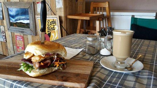 Bulahdelah, Australia: The Riverside Cafe