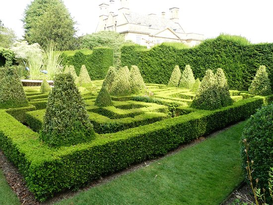 Bourton-on-the-Hill, UK: Topiary
