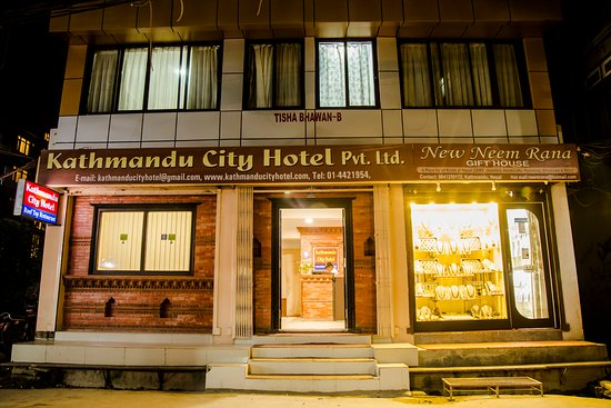Kathmandu City Hotel