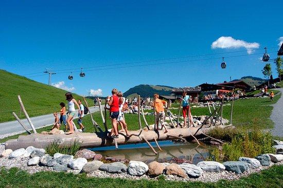 Itter, Αυστρία: Region, Hexenwasser