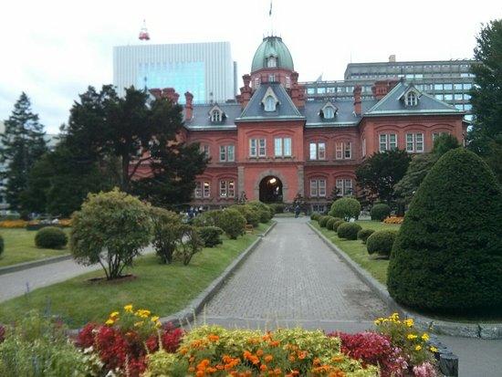 Former Hokkaido Government Office Building: IMG_20160824_171817_large.jpg