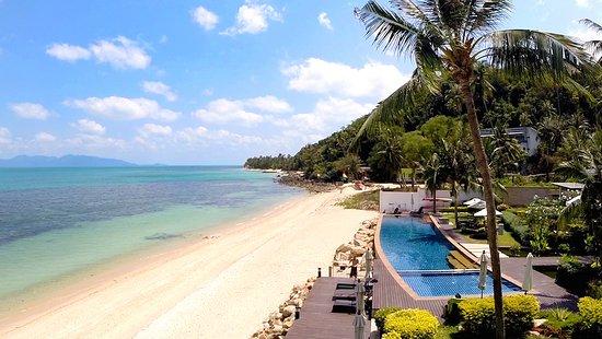 Lotus Samui: Secluded Beach & Resort Pool
