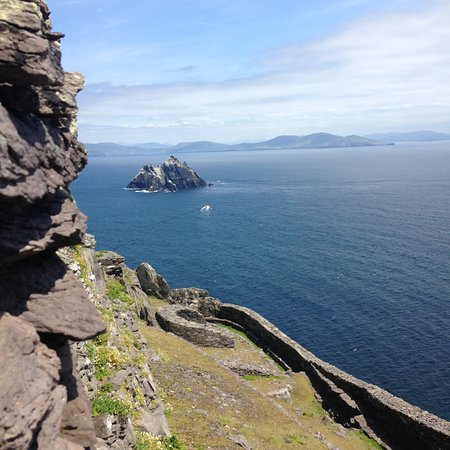 Ballinskelligs Boats: Skellig Islands NQ