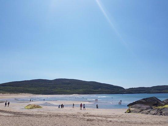 Caherdaniel, Irlande : Beach front